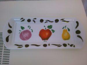 果物ステンシルその3